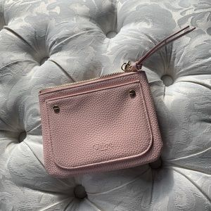 Chloe authentic pouch